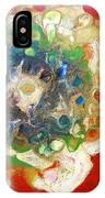 Galaxy With Solar Systems IPhone Case