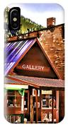 Gallery IPhone Case
