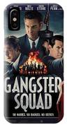Gangster Squad IPhone Case