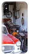 Garage IPhone Case