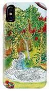 Garden # 1 IPhone X Case