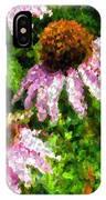 Garden Butterfly IPhone Case