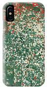 Garden City Kansas IPhone Case