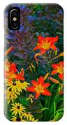Garden Color Delight IPhone Case