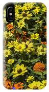 Garden Colors IPhone Case