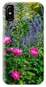 Garden Delights IPhone Case