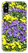 Garden Design IPhone Case