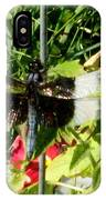 Garden Dragonfly IPhone Case