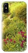 Garden Wish IPhone X Case
