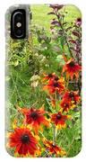 Garden Glimpse IPhone Case