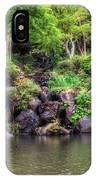 Garden Green IPhone Case