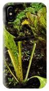 Garden Greens IPhone Case