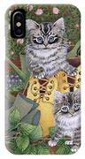 Garden Helpers  IPhone Case