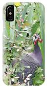 Garden Hen IPhone Case
