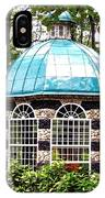 Garden Kiosk At Summer Palace IPhone Case