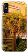 Garden Light At Isle Of Palms IPhone Case
