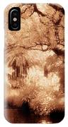 Garden Lily Pond IPhone Case