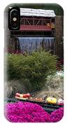 Garden Miniature Train IPhone Case