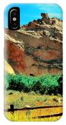 Garden Of The God's-colorado IPhone Case
