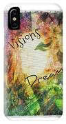 Garden Of Visions And Dreams IPhone Case
