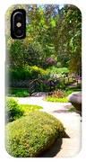 Garden Of Wishes IPhone Case