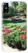 Garden Park IPhone Case