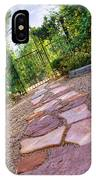 Garden Path IPhone Case