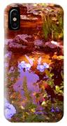 Garden Pond IPhone Case