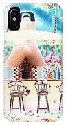 Garden Restaurant IPhone Case