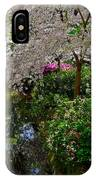 Garden Sanctuary IPhone Case