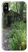 Garden Shed IPhone Case