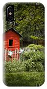 Garden Still Life IPhone Case