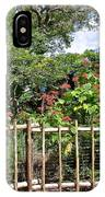 Garden Walkway IPhone Case