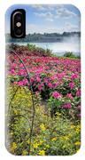 Garden With A View Niagara Falls IPhone Case