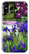 Gardens Of Beauty IPhone Case