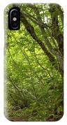 Garibaldi Old Growth Cedars IPhone Case