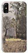 Garland Ranch In The Carmel Valley IPhone X Case