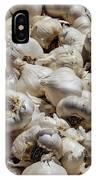 Garlic Harvest IPhone Case
