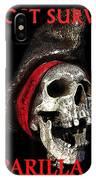 Gasparilla 2013 Postertshirt Work B IPhone Case