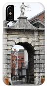Gate Of Justice - Dublin Castle IPhone Case