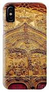 gate of Salamanca's Cathedral IPhone Case