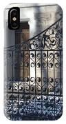 Gate To Cedar Hill IPhone Case