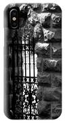 Gate To Grave  IPhone Case