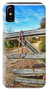 Gated Community Country Style IPhone Case