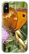 Gatekeeper Butterfly IPhone Case