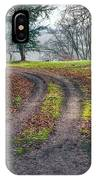 Gateway To Autumn IPhone Case