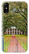 Gateway To The Old South IPhone Case