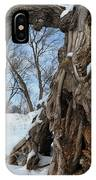 Gateway To The River Bottoms IPhone Case