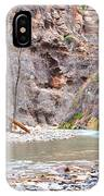 Gateway To The Zion Narrows IPhone Case