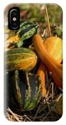 Gather The Harvest IPhone Case